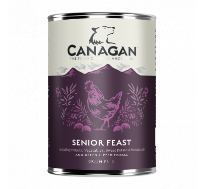 Canagan Can - Senior Feast For Dogs 400gr