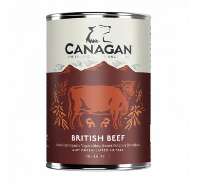 Canagan Can British Beef 400gr