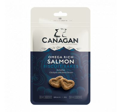 Canagan Salmon Biscuit Bakes 150gr