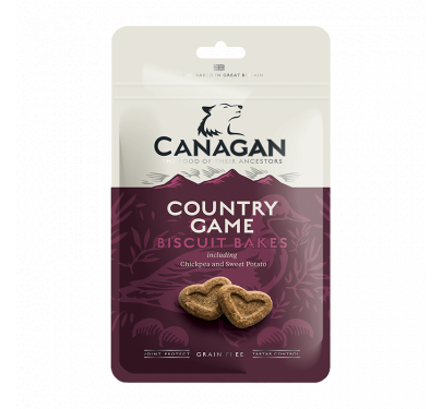 Canagan Country Game Biscuit Bakes 150gr