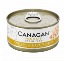 Canagan Can - Chicken with Vegetables 75gr