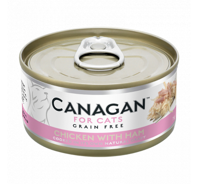 Canagan Can - Chicken with Ham 75gr