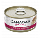 Canagan Can - Chicken with Beef 75gr