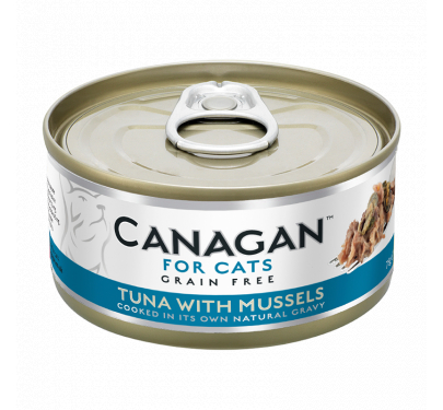 Canagan Can - Tuna with Mussels 75gr