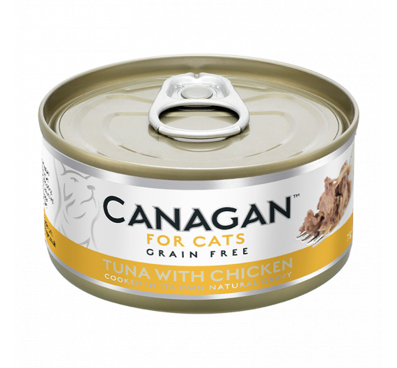 Canagan Can - Tuna with Chicken 75gr