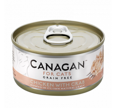 Canagan Can - Chicken with Crab 75gr