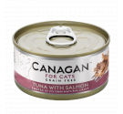 Canagan Can - Tuna with Salmon 75gr