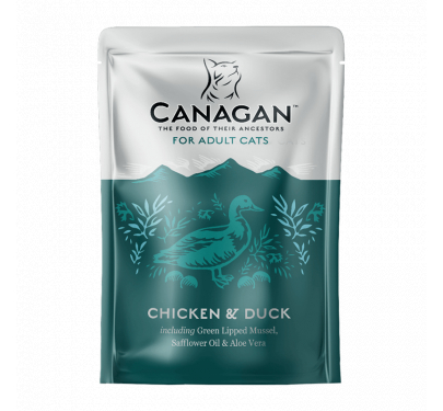 Canagan Free Run Chicken & Duck for Cats 85gr