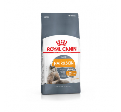Royal Canin Hair & Skin Care 2kg + ΔΩΡΟ Δοχείο Σερβιρίσματος