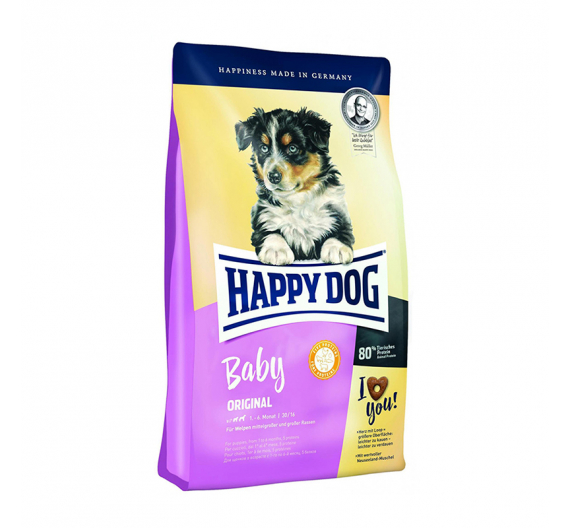 Happy Dog Young Baby Original 18kg