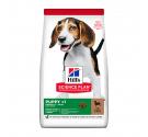 Hills SP Puppy Medium Αρνί & Ρύζι 14kg