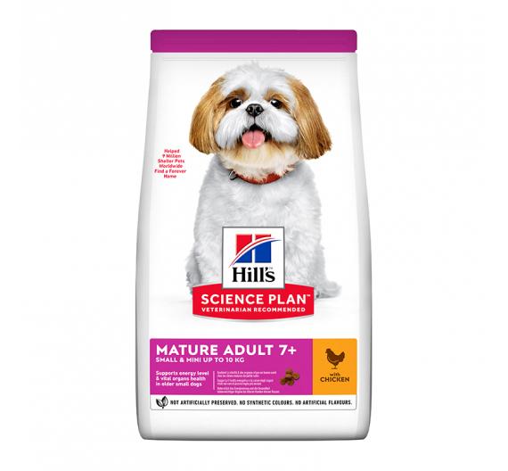 Hills SP Mature Adult Small & Mini Κοτόπουλο 1.5kg