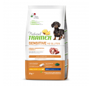 Natural Trainer Sensitive Adult Mini Πάπια 2kg