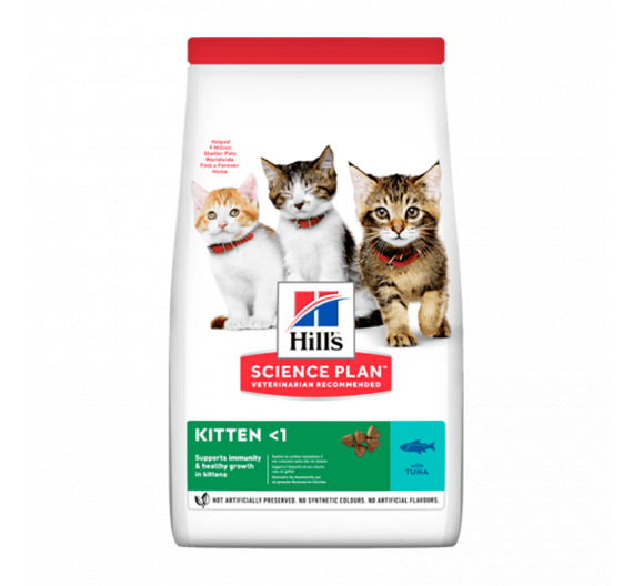 Hills SP Kitten Τόνος 1.5kg