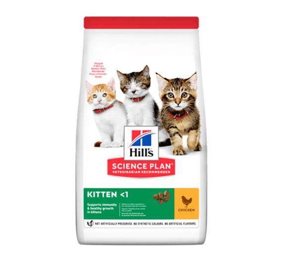 Hills SP Kitten Κοτόπουλο 300gr