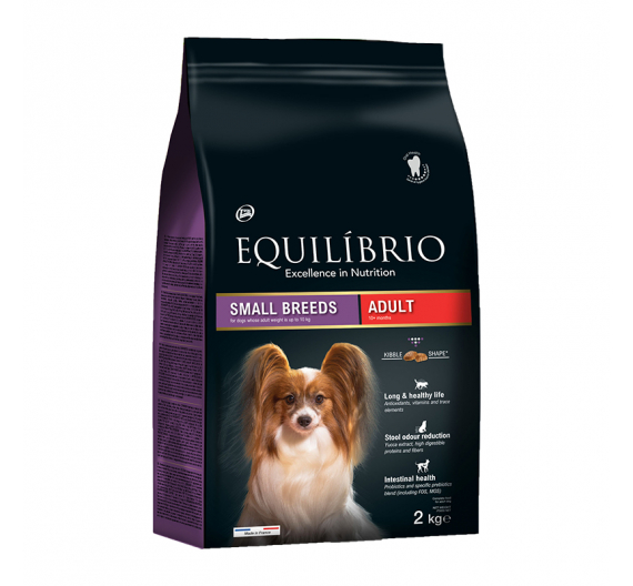 Equilibrio Adult Small Breed 2kg