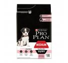 PRO PLAN Medium Puppy Sensitive Skin Σολομός 3kg