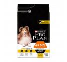 PRO PLAN All Sizes Adult Light/Sterilised Κοτόπουλο 3kg