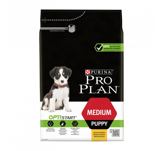 PRO PLAN Medium Puppy Κοτόπουλο 12kg