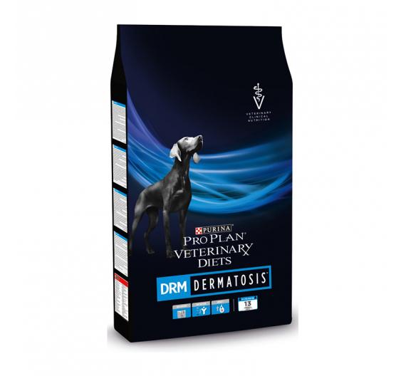 PRO PLAN Veterinary Diets Dog DRM Dermatosis 3kg
