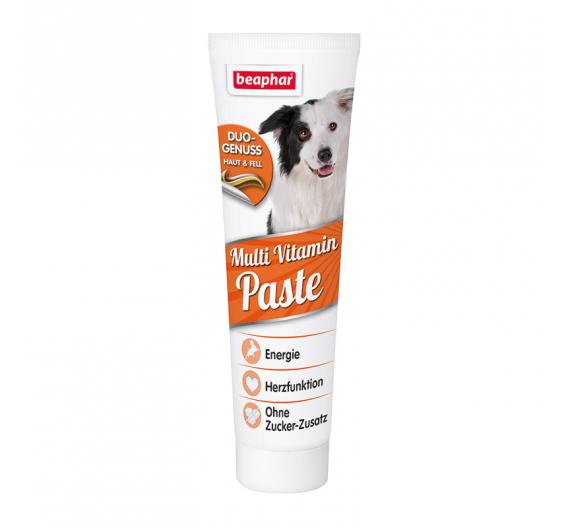 Beaphar Multi Vit Paste Dog 100gr