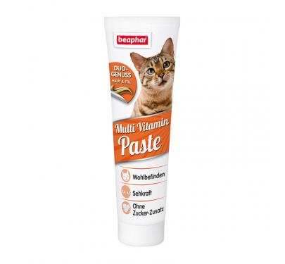 Beaphar Multi Vit Paste Cat 100gr