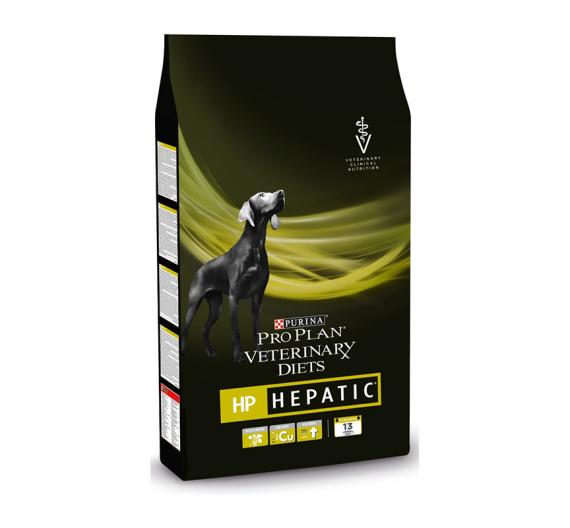 PRO PLAN Veterinary Diets Dog HP Hepatic 3kg