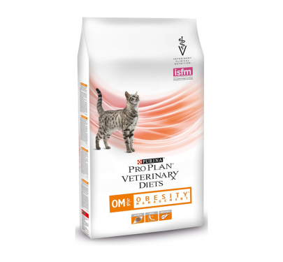 PRO PLAN Veterinary Diets Cat OM Obesity Management 1.5kg