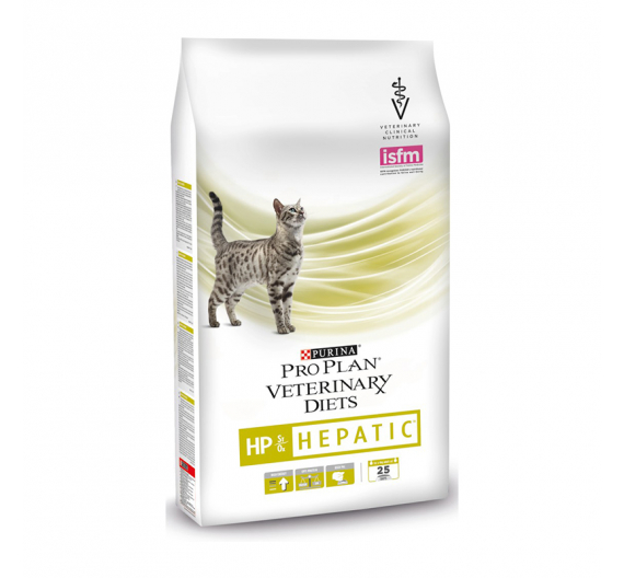 PRO PLAN Veterinary Diets Cat HP Hepatic 1.5kg
