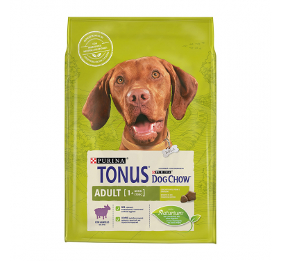 Tonus Adult Αρνί 2.5kg