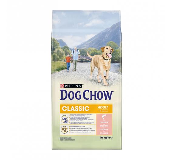Tonus Dog Chow Classic Σολομός 10kg