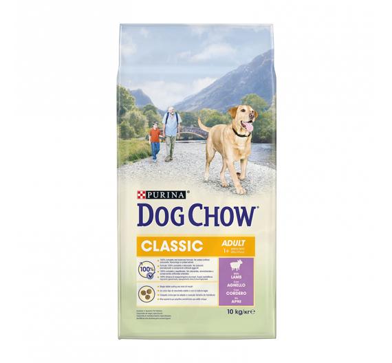 Tonus Dog Chow Classic Αρνί 10kg