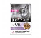 PRO PLAN Delicate Cat Γαλοπούλα σε Σάλτσα 85gr