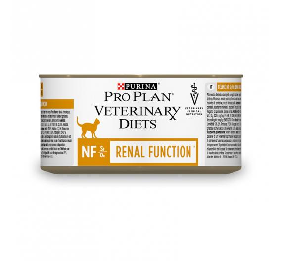 PRO PLAN Veterinary Diets Cat NF Renal Function Mούς 195gr
