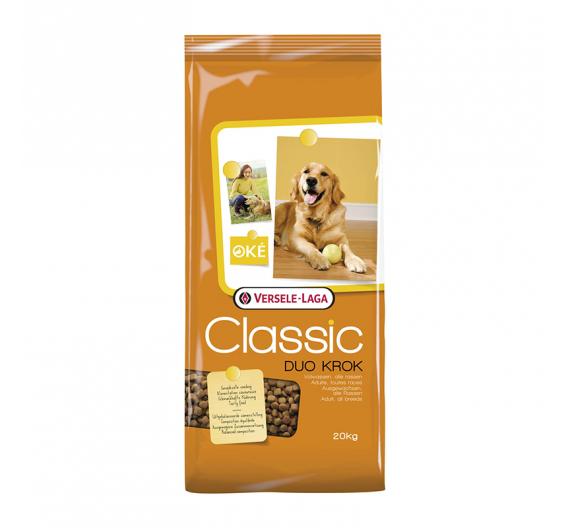 Versele Laga Classic Dog Duo Krok 20kg