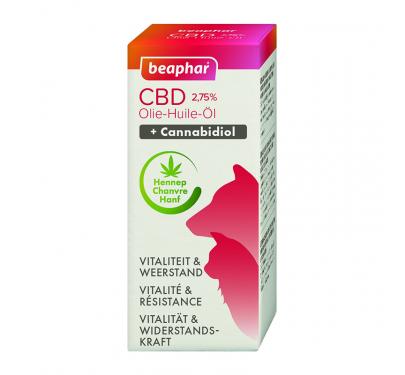 Beaphar CBD Oil 10ml