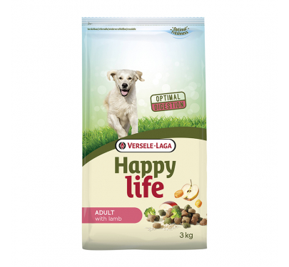 Versele Laga Happy Life Adult Lamb 3kg