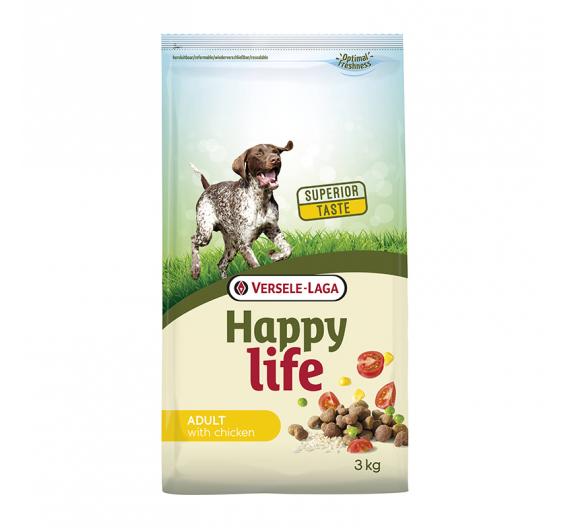 Versele Laga Happy Life Adult Chicken 3kg
