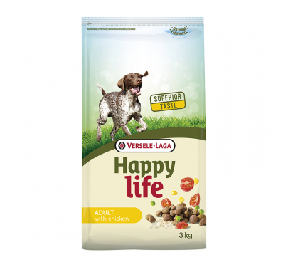 Versele Laga Happy Life Adult Chicken 3kg
