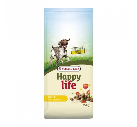 Versele Laga Happy Life Adult Chicken 15kg