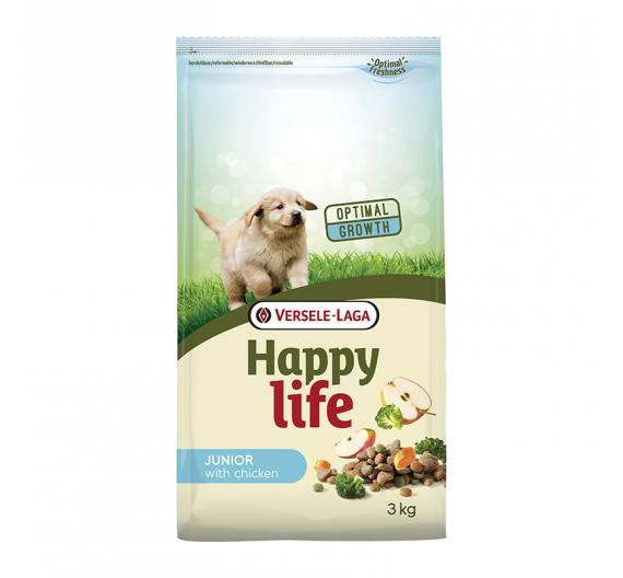 Versele Laga Happy Life Junior Chicken 3kg
