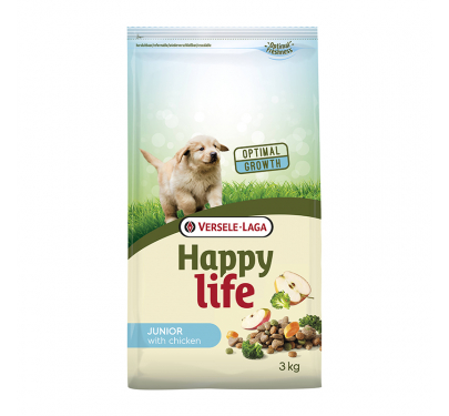 Versele Laga Happy Life Junior Chicken 3kg