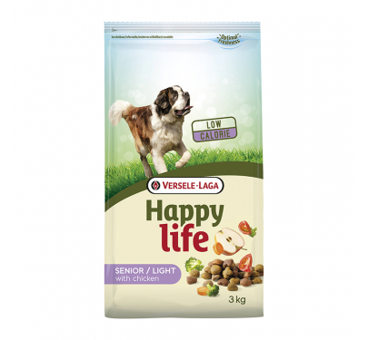 Versele Laga Happy Life Light/Senior Chicken 3kg