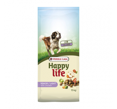 Versele Laga Happy Life Light/Senior Chicken 15kg