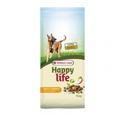 Versele Laga Happy Life Adult Energy 15kg