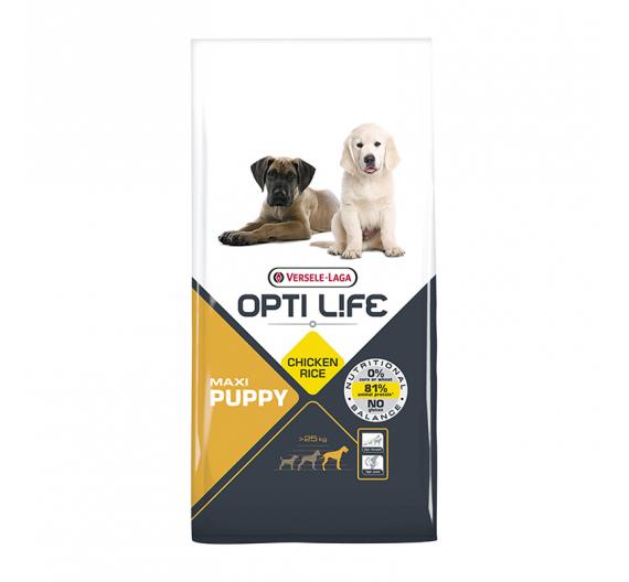Opti Life Puppy Maxi 12.5kg