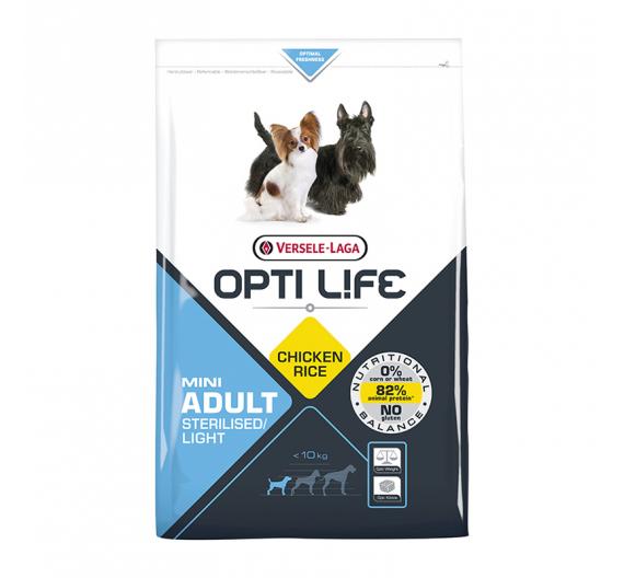 Opti Life Adult Light Mini 2.5kg