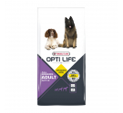 Opti Life Adult Active All Breed 12.5kg