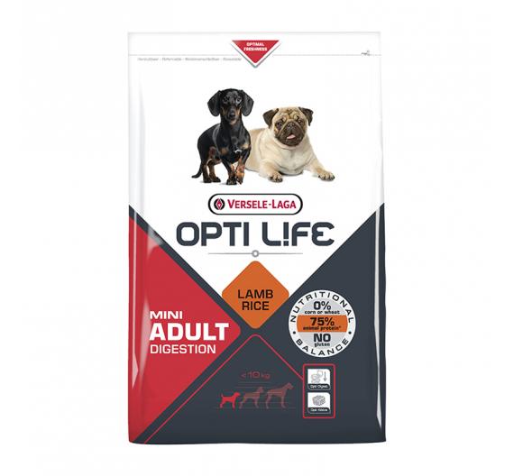 Opti Life Adult Digestion Mini 2.5kg