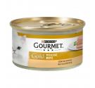 Purina Gourmet Gold Mούς Γαλοπούλα 85gr